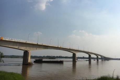 Cầu nối Hà Nội - Việt Trì sẽ bắt đầu thu phí từ 1/12/2018