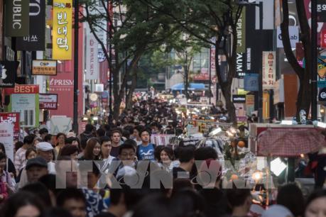 Hội nghị mùa Xuân IMF-WB: Cảnh báo nguy cơ kinh tế châu Á giảm tốc