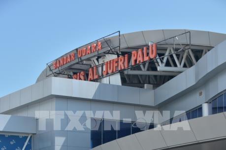 Sân bay ở Palu sẽ sớm nối lại hoạt động sau động đất, sóng thần tại Indonesia
