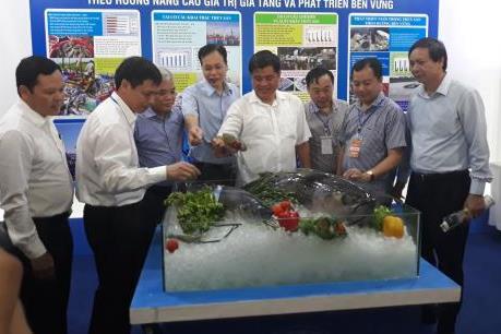 Hội chợ các sản phẩm thủy sản tại Hà Nội sẽ kéo dài đến ngày 10/10