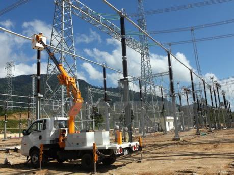 Nhiều công trình phía Nam chậm tiến độ đóng điện