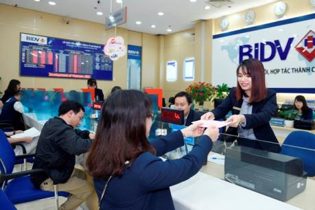 BIDV tăng lãi suất huy động vốn