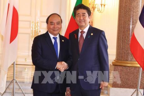 Thủ tướng Nguyễn Xuân Phúc dự Hội nghị Cấp cao hợp tác Mekong – Nhật Bản lần thứ 10