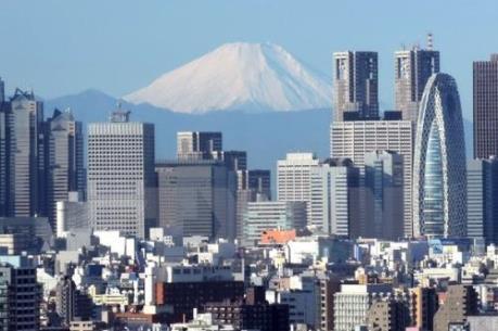 Nhật Bản hạ dự báo tăng trưởng kinh tế