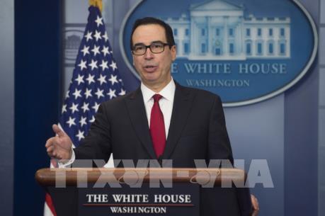 Bộ trưởng Tài chính Mỹ: Trung Quốc không nên có động thái phá giá đồng nội tệ