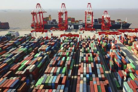 Căng thẳng thương mại leo thang, tăng trưởng trong xuất khẩu của Trung Quốc chậm lại