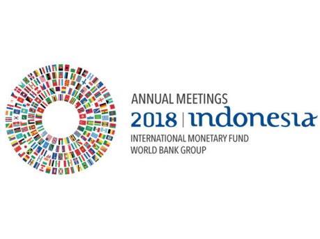 IMF-WB 2018 tập trung thảo luận về những rủi ro đối với kinh tế thế giới