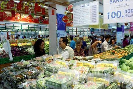 Kết nối địa phương phát triển thị trường hàng hóa Việt