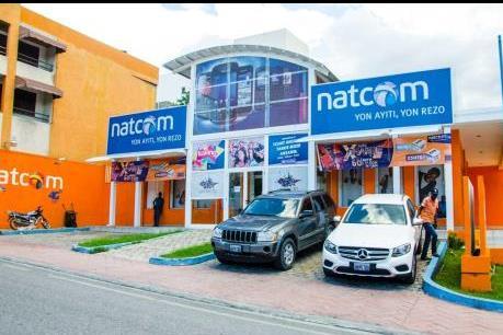 Natcom được cấp phép băng tần 4G tại Haiti