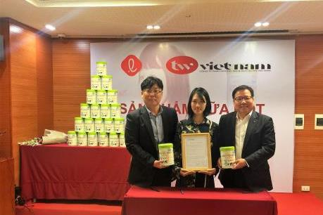 TVV chính thức cung cấp sữa Hàn Quốc Kid Power