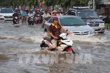 Nguyên nhân ngập lụt nghiêm trọng tại Cần Thơ