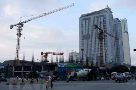 Hà Nội sẽ xử lý nghiêm các cẩu tháp xây dựng không bảo đảm an toàn