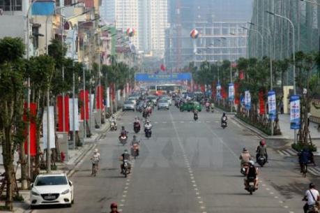 Dự báo thời tiết hôm nay 13/10: Nhiệt độ tại Hà Nội ở mức 22-24 độ C