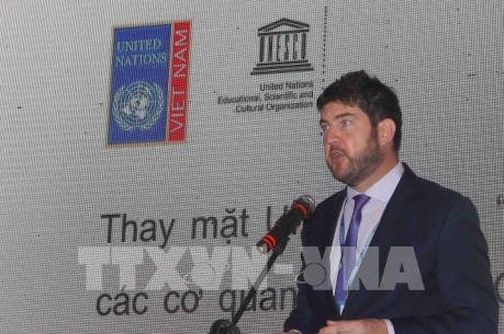 """UNESCO khởi động dự án hợp tác """"Vì một thế giới không rác thải"""""""