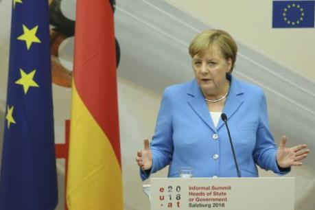 Thủ tướng Đức sẽ không tham gia vào công việc EU sau khi hết nhiệm kỳ
