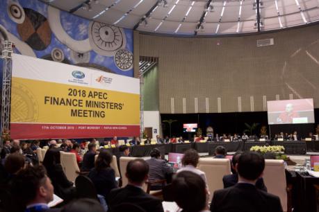 Các Bộ trưởng Tài chính APEC đề xuất tăng cường đầu tư vào cơ sở hạ tầng