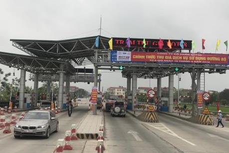 Lý do nào khiến BOT Quốc lộ 38 xin lập trạm phụ?