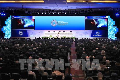 IMF: Chiến tranh thương mại gây tác hại cho nền kinh tế thế giới