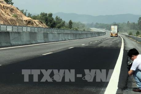 Hội đồng nghiệm thu Nhà nước lên tiếng về hư hỏng trên cao tốc Đà Nẵng – Quảng Ngãi