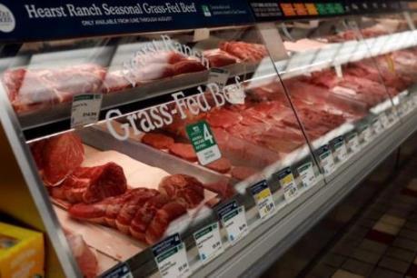 EU, Mỹ ký thỏa thuận chấm dứt tranh cãi về thịt bò nhập khẩu