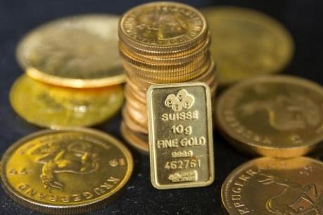 """Diễn biến ảm đạm của thị trường cổ phiếu """"nâng đỡ"""" giá vàng"""