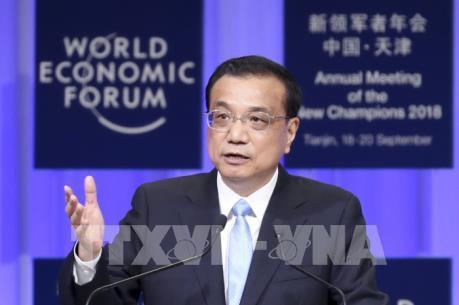 Thủ tướng Trung Quốc kêu gọi bảo vệ chủ nghĩa đa phương