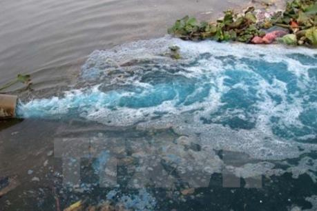 Ngang nhiên xả thải ra môi trường, STP Việt Nam bị phạt 300 triệu đồng