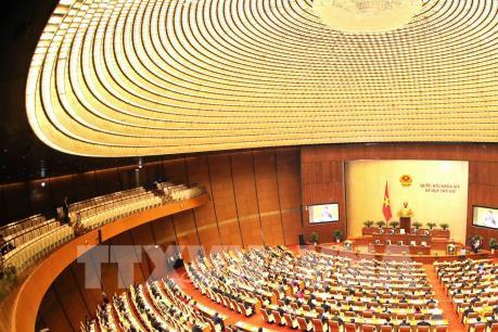 Hôm nay, Quốc hội họp lấy phiếu tín nhiệm và thảo luận 2 dự án Luật