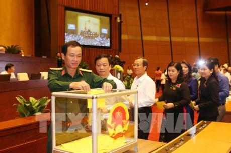 Nhất trí cao việc giới thiệu Tổng Bí thư để Quốc hội bầu giữ chức vụ Chủ tịch nước