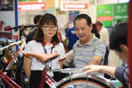 Triển lãm quốc tế xe hai bánh Việt Nam sẽ diễn ra từ ngày 15/11