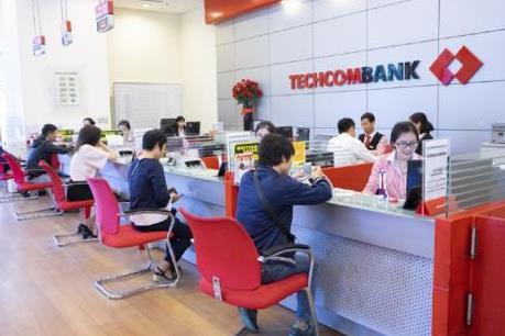 Techcombank sẽ tăng vốn điều lệ lên mức trên 35.000 tỷ đồng