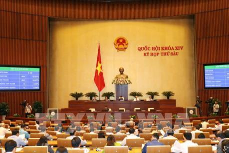 Quốc hội thảo luận về kế hoạch phát triển kinh tế-xã hội năm 2019