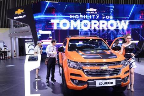"""Chevrolet """"độ sẵn"""" Trailblazer và Colorado cho khách Việt"""