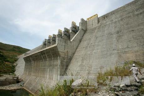 Xảy ra động đất gần hồ chứa thủy điện sông Tranh 2