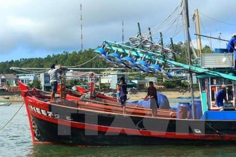 Xóa đăng ký vĩnh viễn đối với tàu cá vi phạm vùng biển nước ngoài