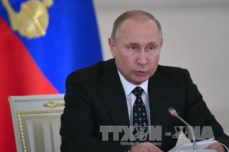 Tổng thống Nga phê chuẩn kế hoạch phục hồi kinh tế hơn 72 tỷ USD