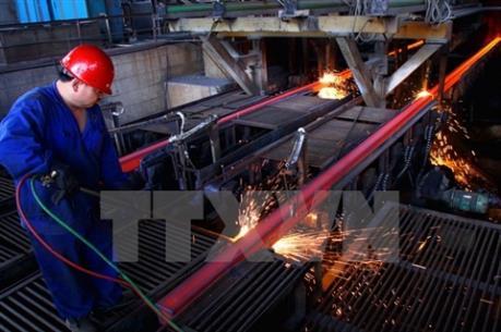 """Sản xuất thép thế giới đang rất gần mức """"đỉnh"""" chu kỳ tăng trưởng"""