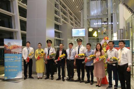 Vietnam Airlines khai trương đường bay mới Đà Nẵng – Osaka (Nhật Bản)