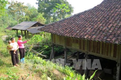 Tuyên Quang: Khó về kinh phí, 31 hộ dân không thể di dời đến nơi an toàn