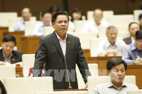 Kỳ họp thứ 6, Quốc hội khóa XIV