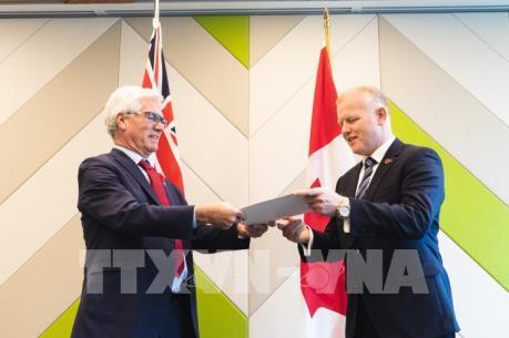 Canada trở thành quốc gia thứ 5 phê chuẩn CPTPP