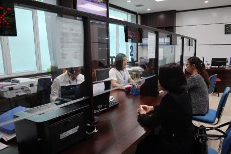Bộ Xây dựng vận hành trung tâm một cửa hành chính tập trung