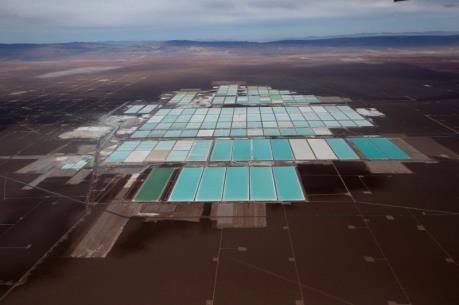 Sản lượng lithium của Chile có thể tăng gần gấp đôi vào năm 2021