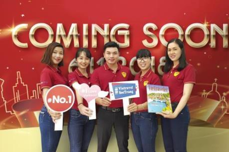 Vietravel mở 3 chi nhánh mới tại Tây Nam Bộ