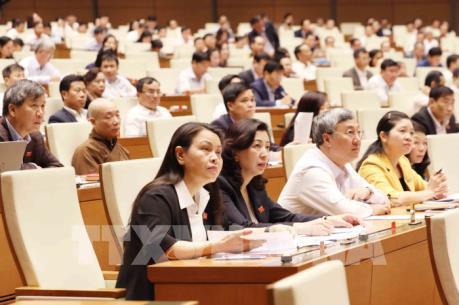 Kỳ họp thứ 6, Quốc hội khóa XIV: Xác định trách nhiệm quản lý nguồn thải