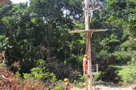 Đảo Rều - Quảng Ninh chính thức có lưới điện quốc gia