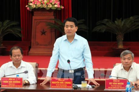 """Hà Nội sẽ thanh tra hai """"điểm nóng"""" về đất đai tại Thanh Trì"""