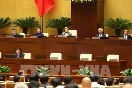 Ngày mai Quốc hội tiếp tục hoạt động chất vấn và trả lời chất vấn