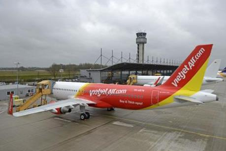 Vietjet Air khai trương đường bay thẳng đầu tiên từ Hà Nội đến Nhật Bản