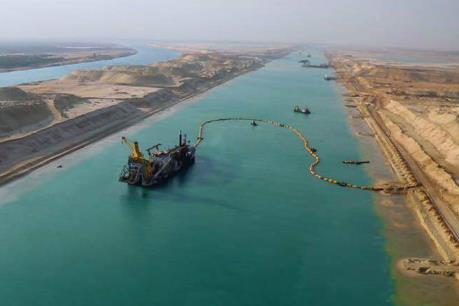 """Khởi động hành lang vận tải quốc tế """"Bắc-Nam"""" thay thế kênh đào Suez"""